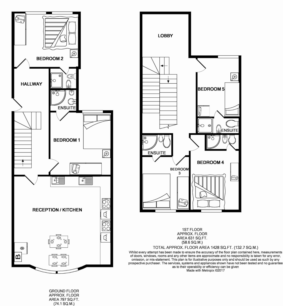 Floorplans For Harrow Road, Wembley,HA9 6BA