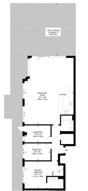 Floorplans For Boulevard Drive, London,NW9 5JH