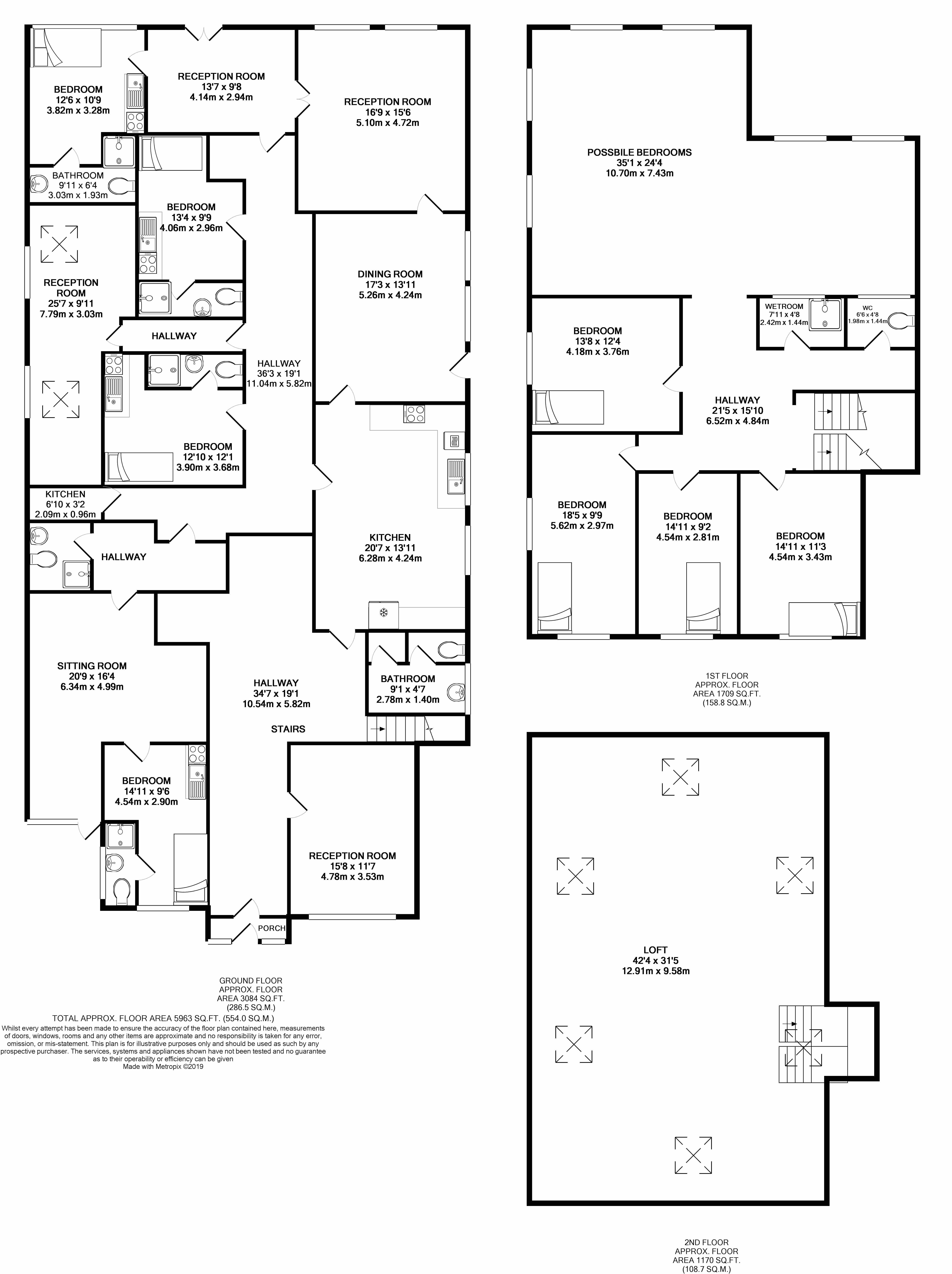 Floorplans For Harrowdene Road, Wembley,HA0 2FL