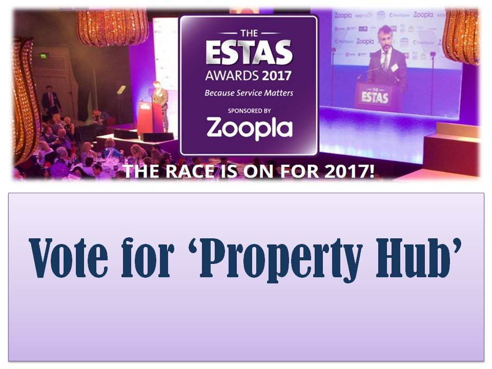 Final time to VOTE for THE ESTAS AWARDS 2017 : Property Hub