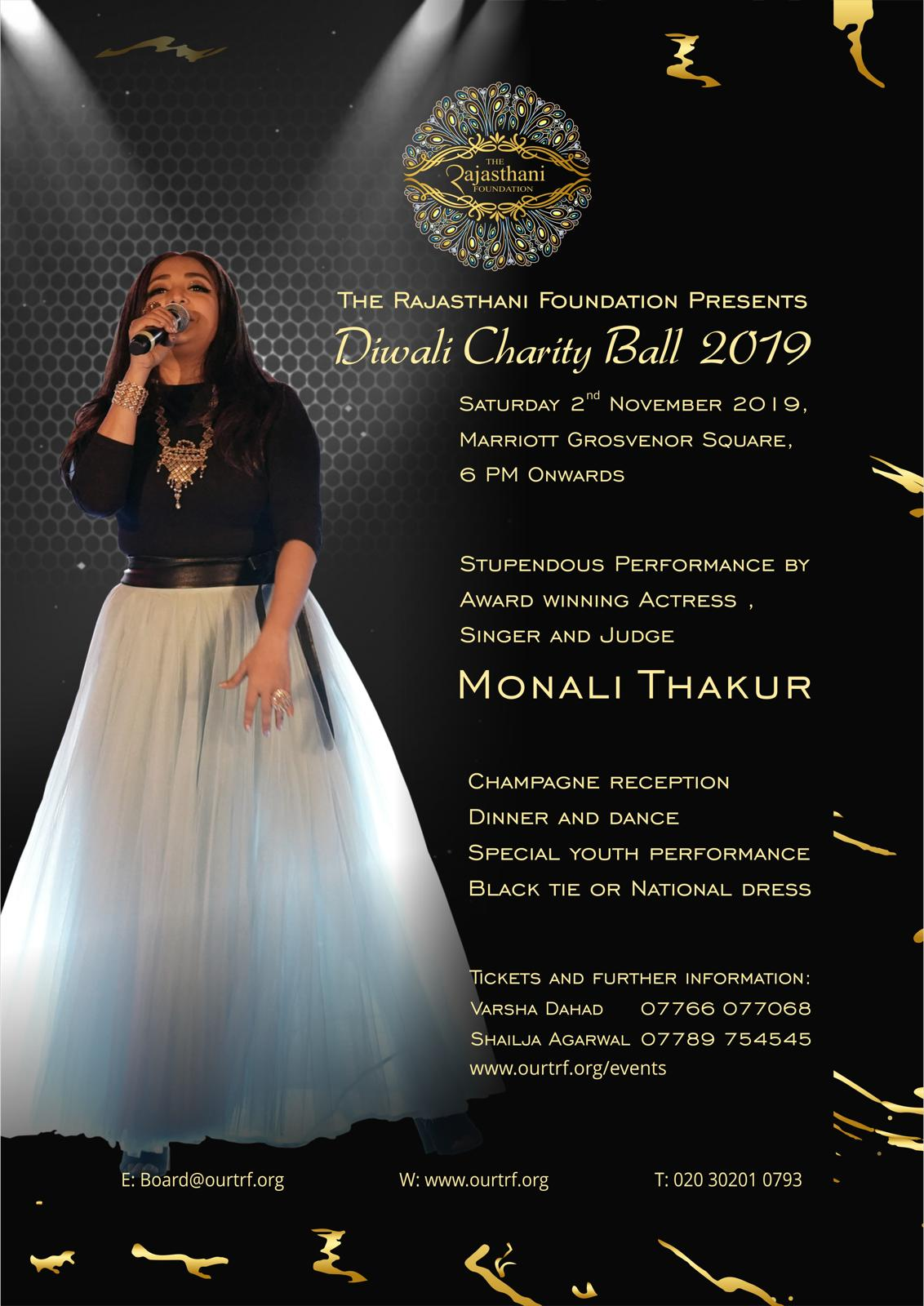 Property Hub sponsors The Rajasthani Foundation Diwali Charity Ball 2019