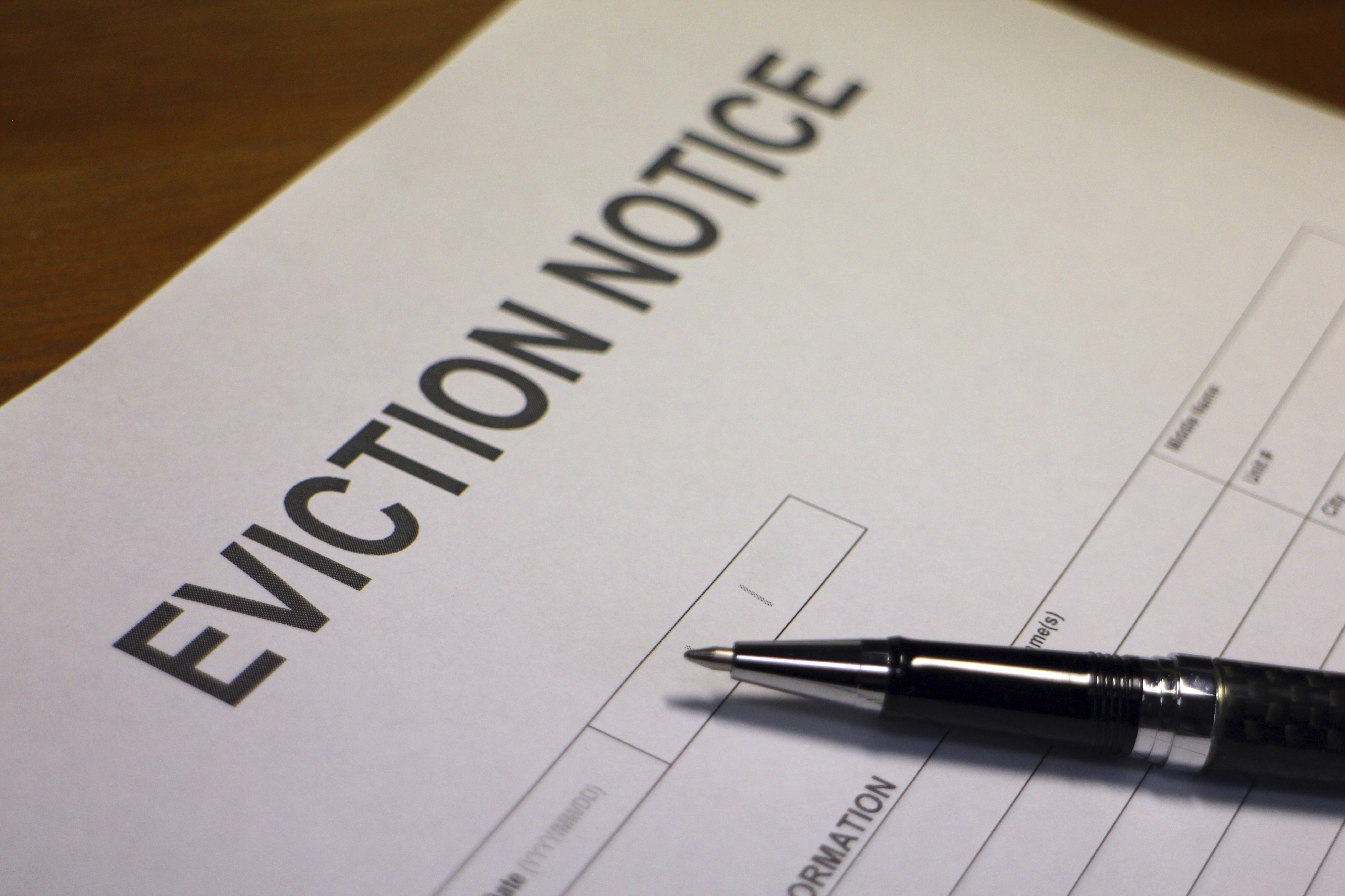 Tenant evictions set to be key battleground during General Election