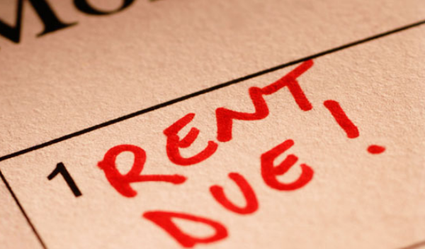 Important notice regarding rent due to COVID-19 Pandemic