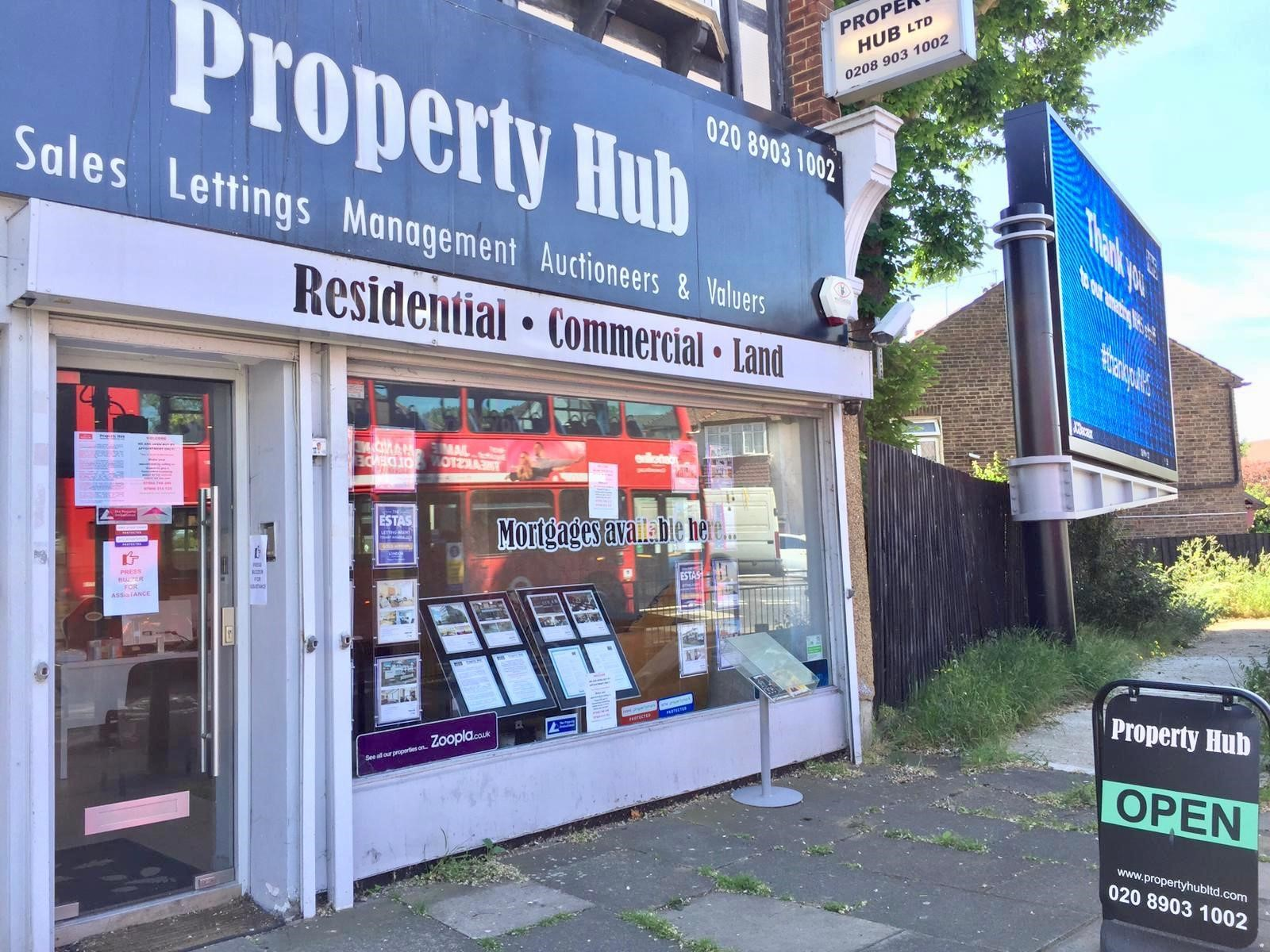 Re-Open Now, Property Hub Welcome you ! Remember it is New Normal !