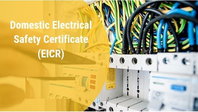 Electric Safety Certificate is Mandatory from 01st July 2020